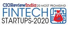 20 Most Promising Fintech Startups - 2020